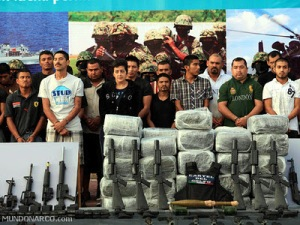 Los Zetas and the Gulf Cartel are very weak tactically