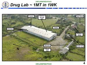 drug lab colombia