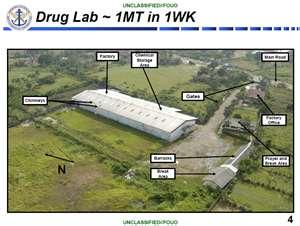 drug lab colombia